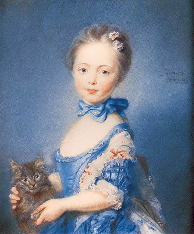 Jean-Baptiste_Perronneau_-_A_Girl_with_a_Kitten_-_WGA17212